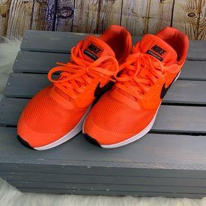 Nike Youth Shoes Size 6.5 Orange GUC